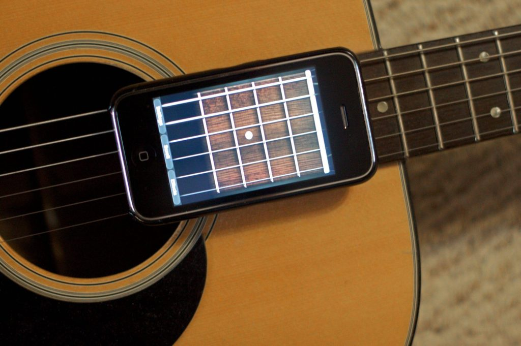 Guitar: Apps, Technology and Practice - The Blogging Musician