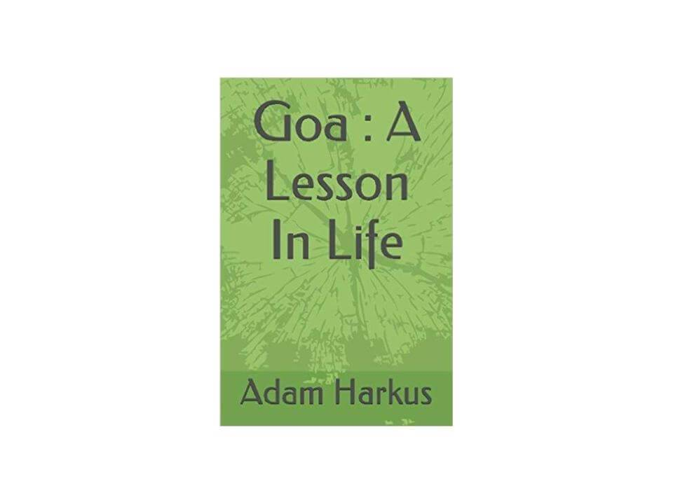 Goa : A Lesson In Life - cover