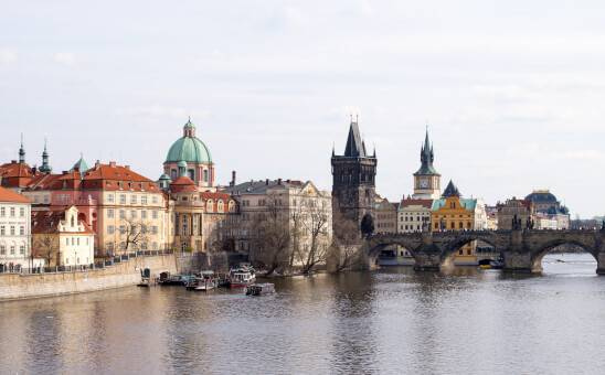 Prague : The Musical City cover image