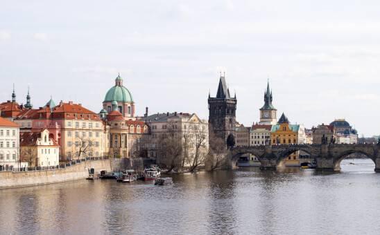Prague : The Musical City - cover